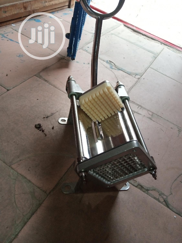 Manual Potato Chipper