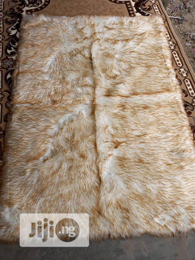 Archive: Fur Rugs -luxury