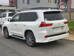 Lexus LX 570 2016 White   Cars for sale in Lagos State, Ikeja