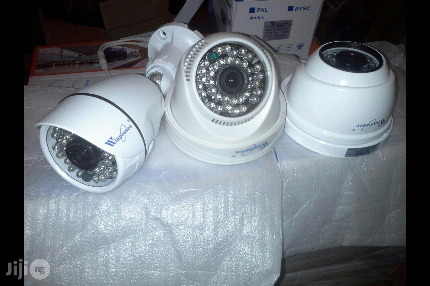 Archive: Wimpposse AHD CCTV Cameras 3.6mm And 6mm