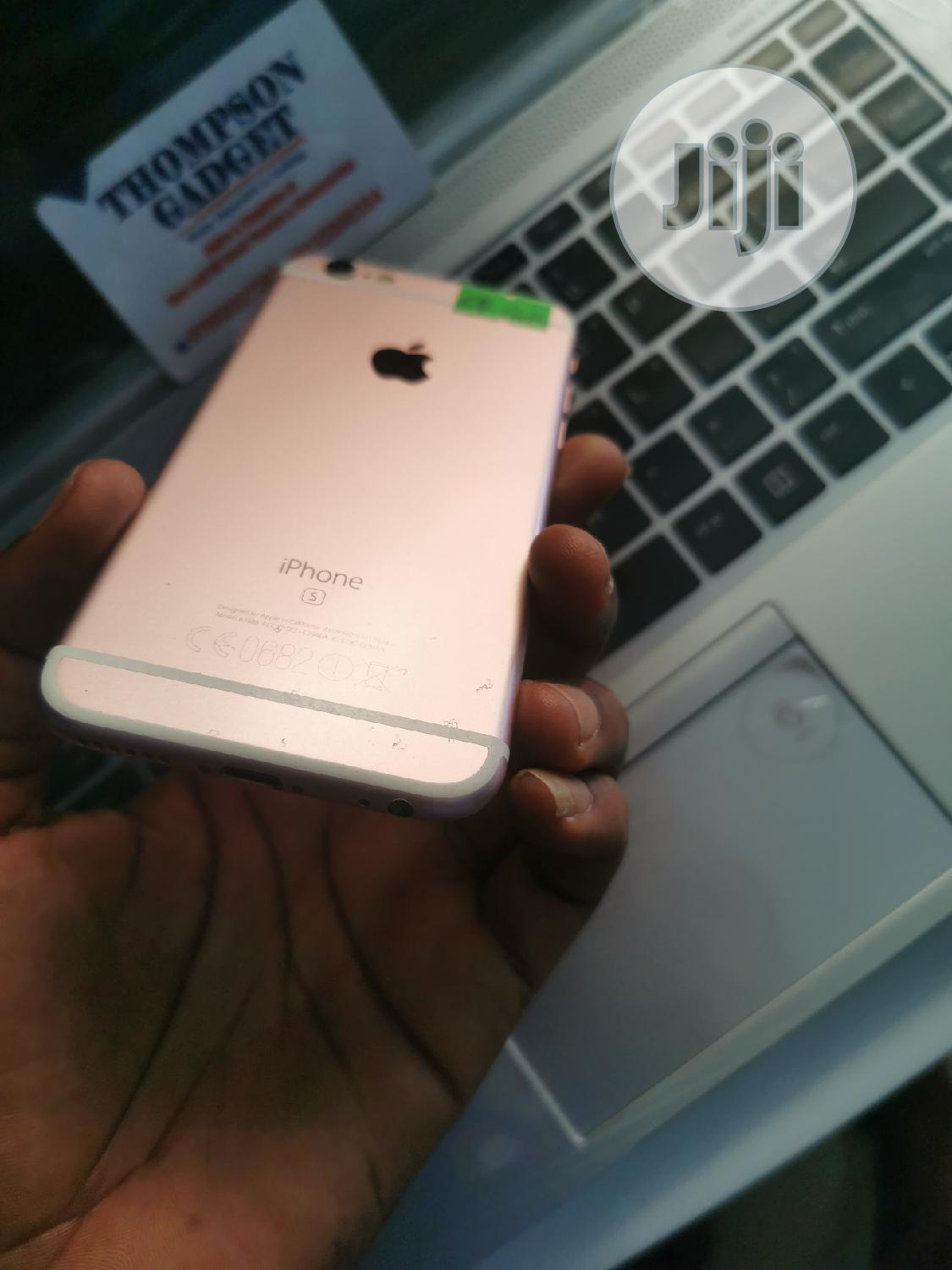 Apple iPhone 6s 64 GB   Mobile Phones for sale in Wuse, Abuja (FCT) State, Nigeria