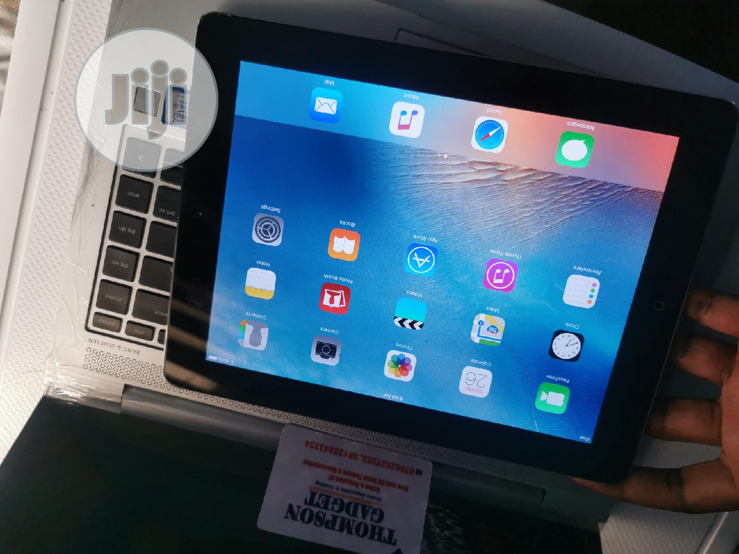 Apple iPad 3 Wi-Fi + Cellular 64 GB | Tablets for sale in Wuse, Abuja (FCT) State, Nigeria