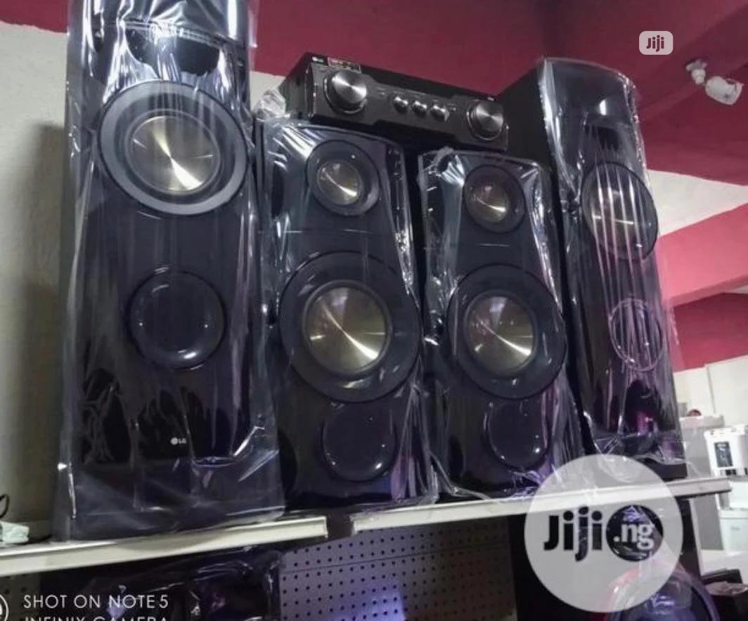 ✓4.2ch LG Bass Blast Aux 8-1600watt Bluetooth Dual Subwoofer