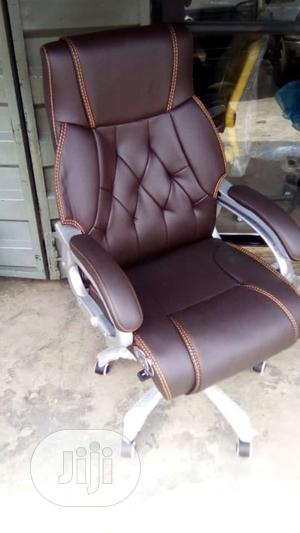 Executive Office Chair(Coffee Brown) | Furniture for sale in Lagos State, Ikeja