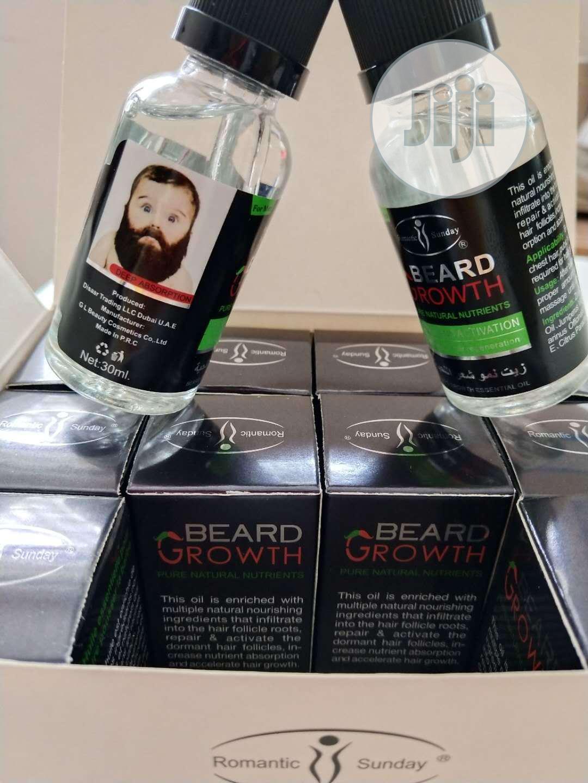 Archive: Aichun Beauty Beard Growth