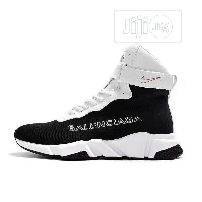 Balenciaga Canvas   Shoes for sale in Lagos Island (Eko), Lagos State, Nigeria