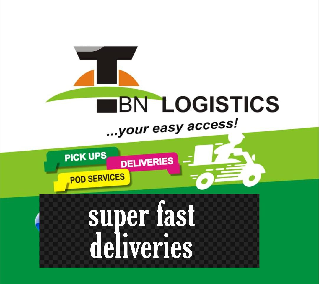 Delivery Service: TBN Logistics (Fast & Reliable)