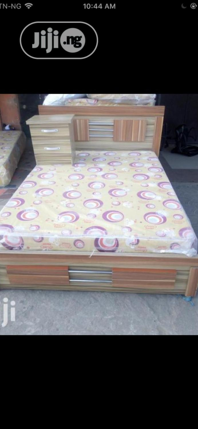 Archive: 4x6 Bedframe With Mouka Standard