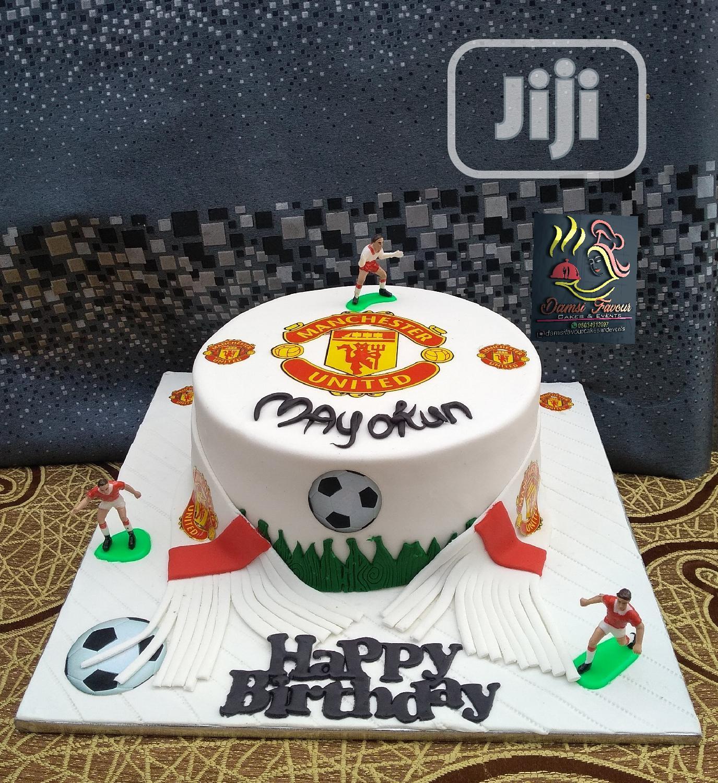 Archive: Birthday Cakes
