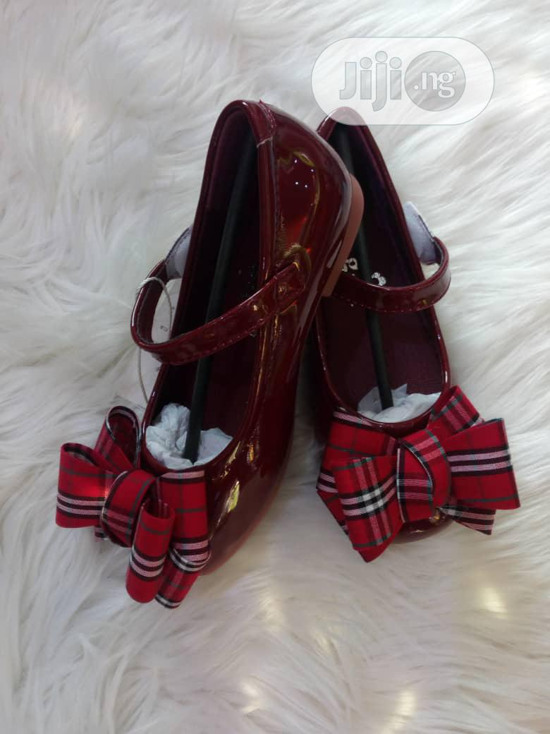Dressy Flat Shoes for Girls