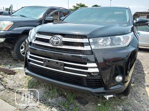 Toyota Highlander 2017 Black   Cars for sale in Lagos State, Apapa