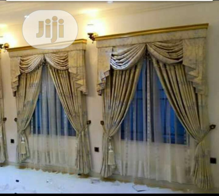 Quality Curtains for Your Homes and Office | Home Accessories for sale in Surulere, Lagos State, Nigeria