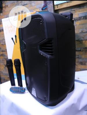 Public Adress/ Karaoke Bluetooth Speaker | Audio & Music Equipment for sale in Lagos State, Ikeja