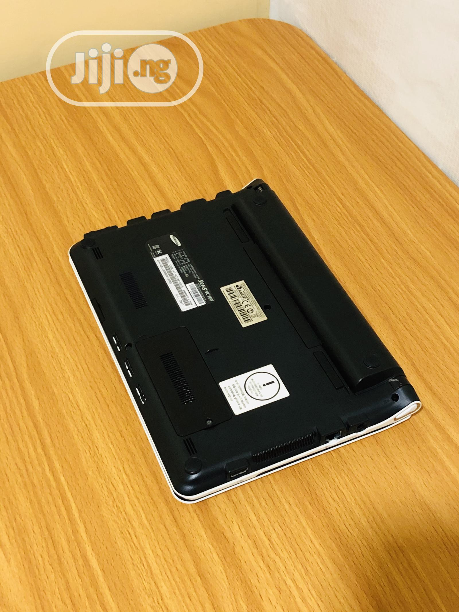 Laptop Samsung NC110 2GB Intel HDD 160GB | Laptops & Computers for sale in Wuse, Abuja (FCT) State, Nigeria