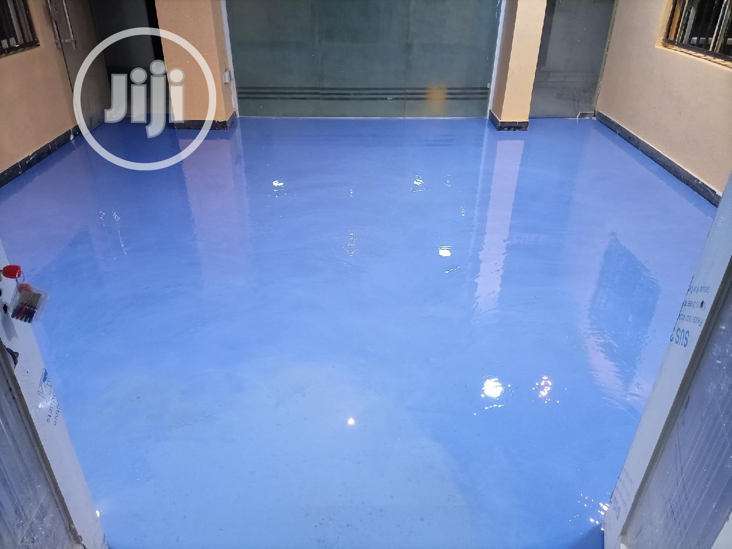 Epoxy Floor   Building Materials for sale in Agbara-Igbesan, Lagos State, Nigeria
