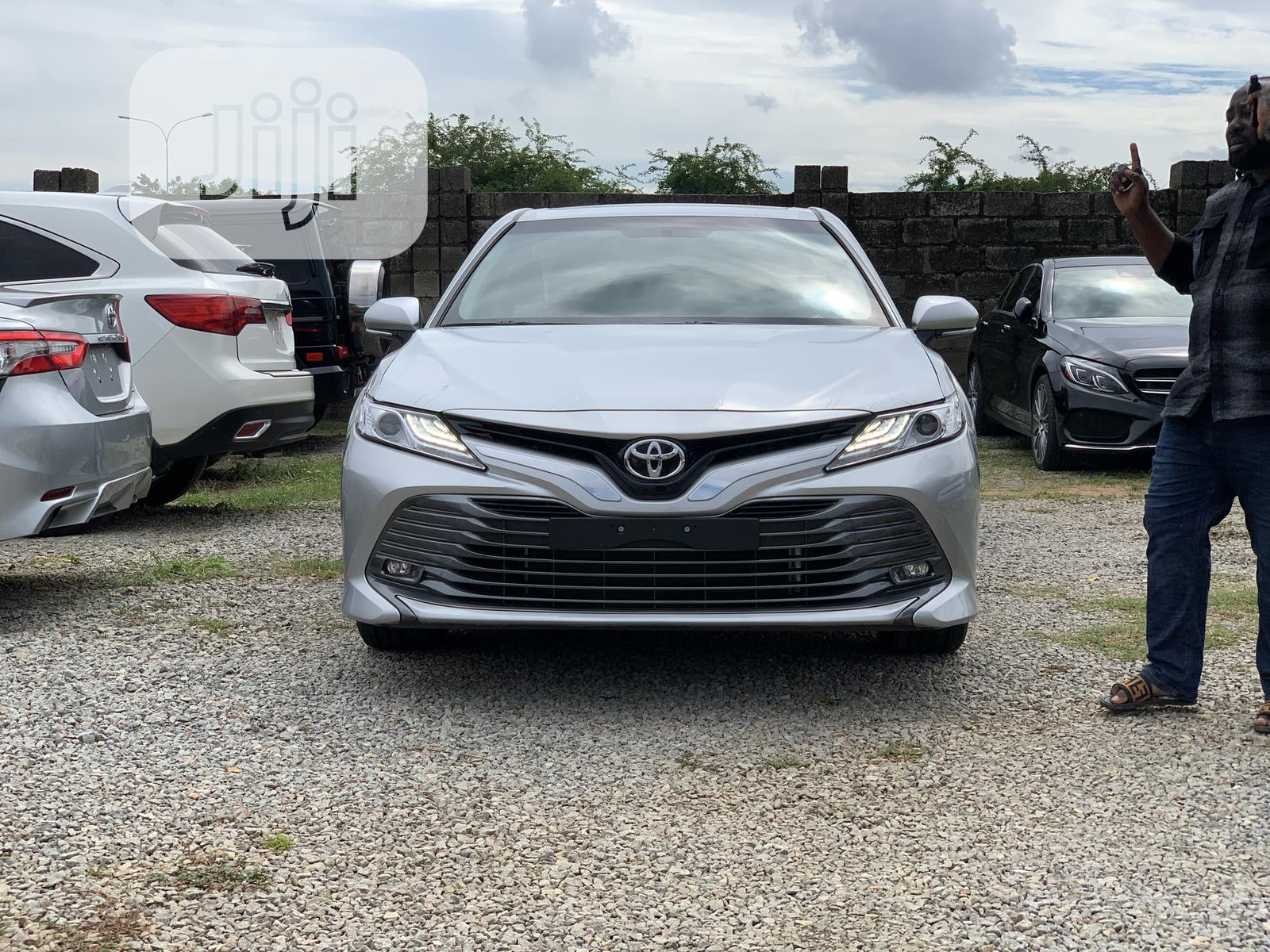 New Toyota Camry 2020 Silver | Cars for sale in Wuse 2, Abuja (FCT) State, Nigeria