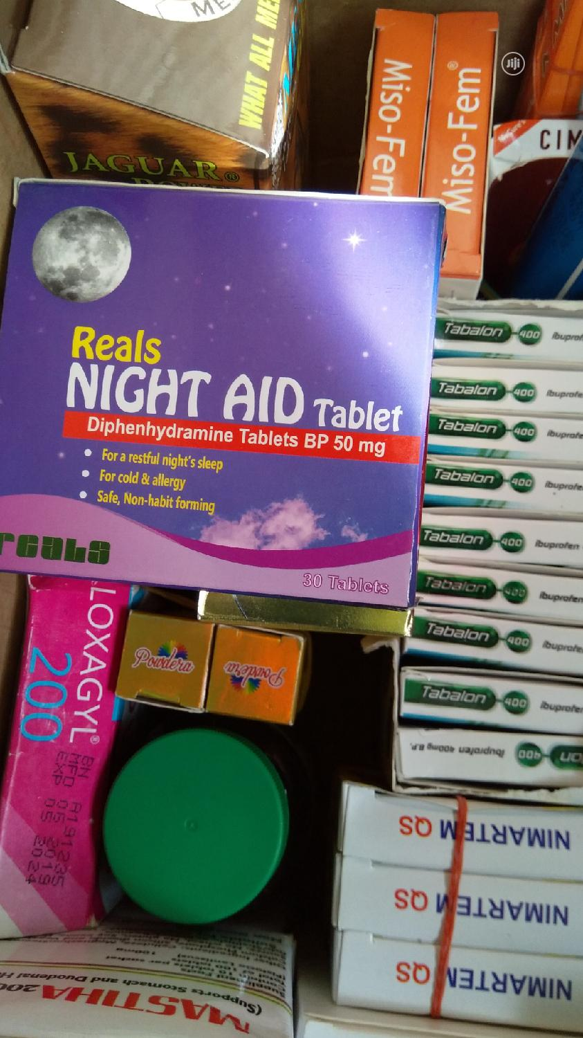 Sleep Aid Tablet For Proper Night Rest Available