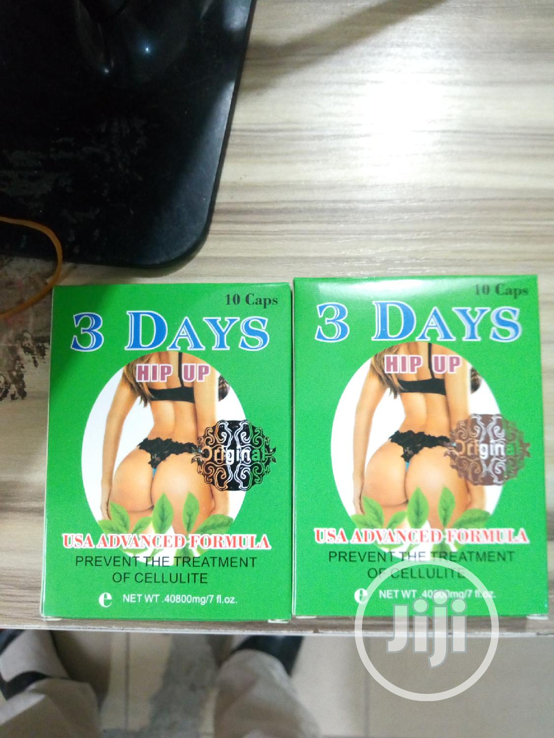 3days Hip Up For Massive Effectiveness