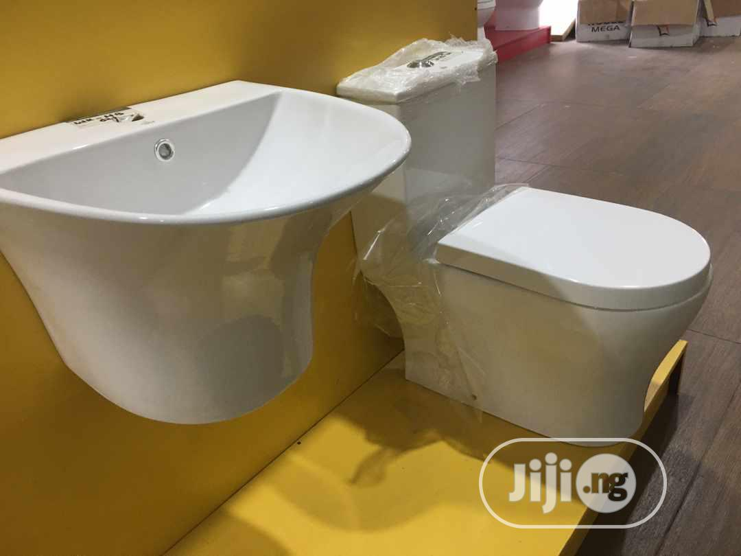 W.C.Bath, /Sanitaries Ware's /Jacuzzis | Building & Trades Services for sale in Gwarinpa, Abuja (FCT) State, Nigeria