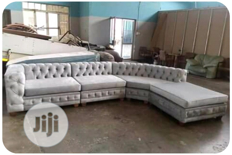 Modern Designed Leather Sofa
