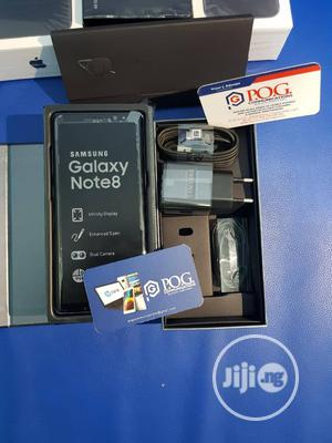 Samsung Galaxy Note 8 64 GB Blue | Mobile Phones for sale in Lagos State, Amuwo-Odofin