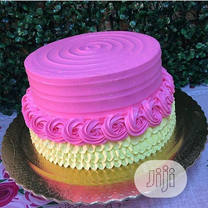 Birthday Cakes Today!