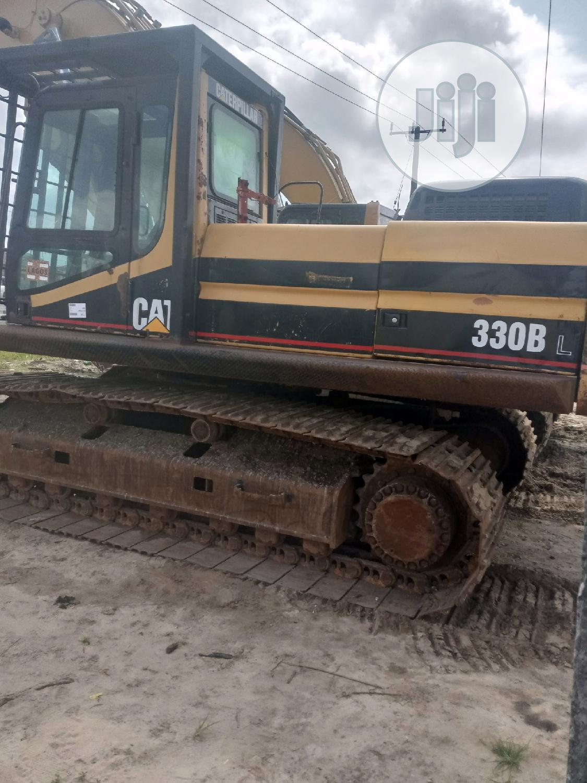 Belgium Excavator 330BL For Sale