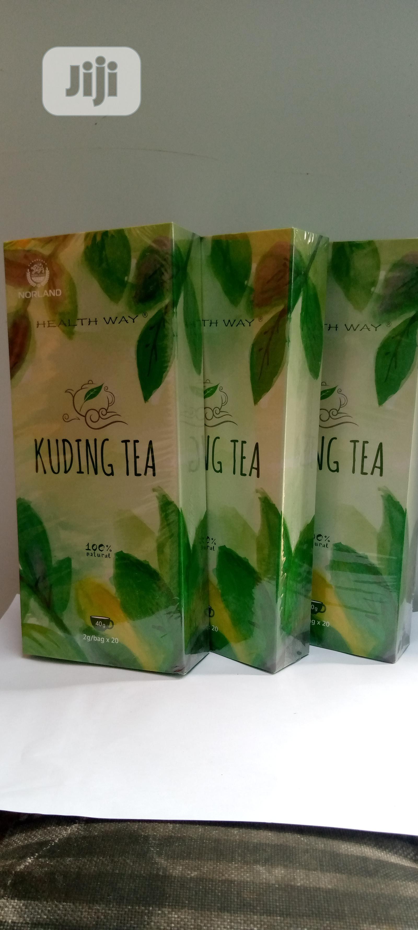 Norland Kuding Tea For Fat Burning And High BP