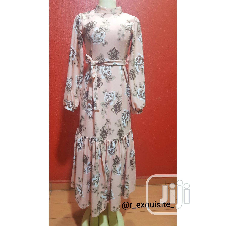 Archive: Floral Dress