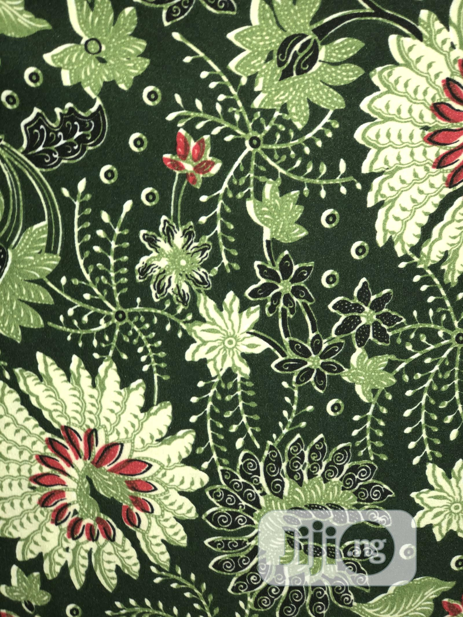 Archive: Silk Fabrics