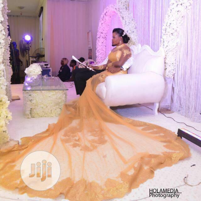 Wedding Gown | Wedding Wear & Accessories for sale in Alimosho, Lagos State, Nigeria
