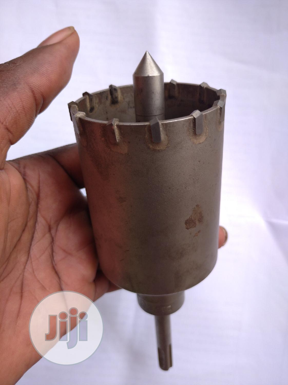 Core Drilling Bit, Made In Japan. | Hand Tools for sale in Ikorodu, Lagos State, Nigeria