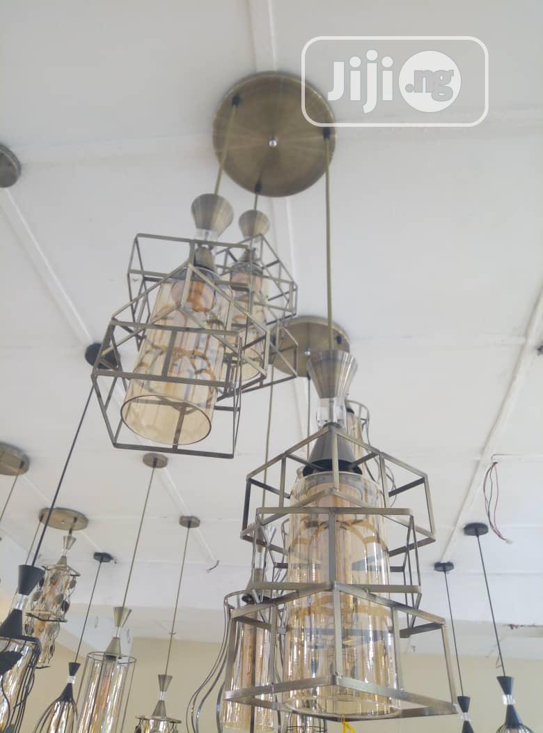 3 In One Pendant Light