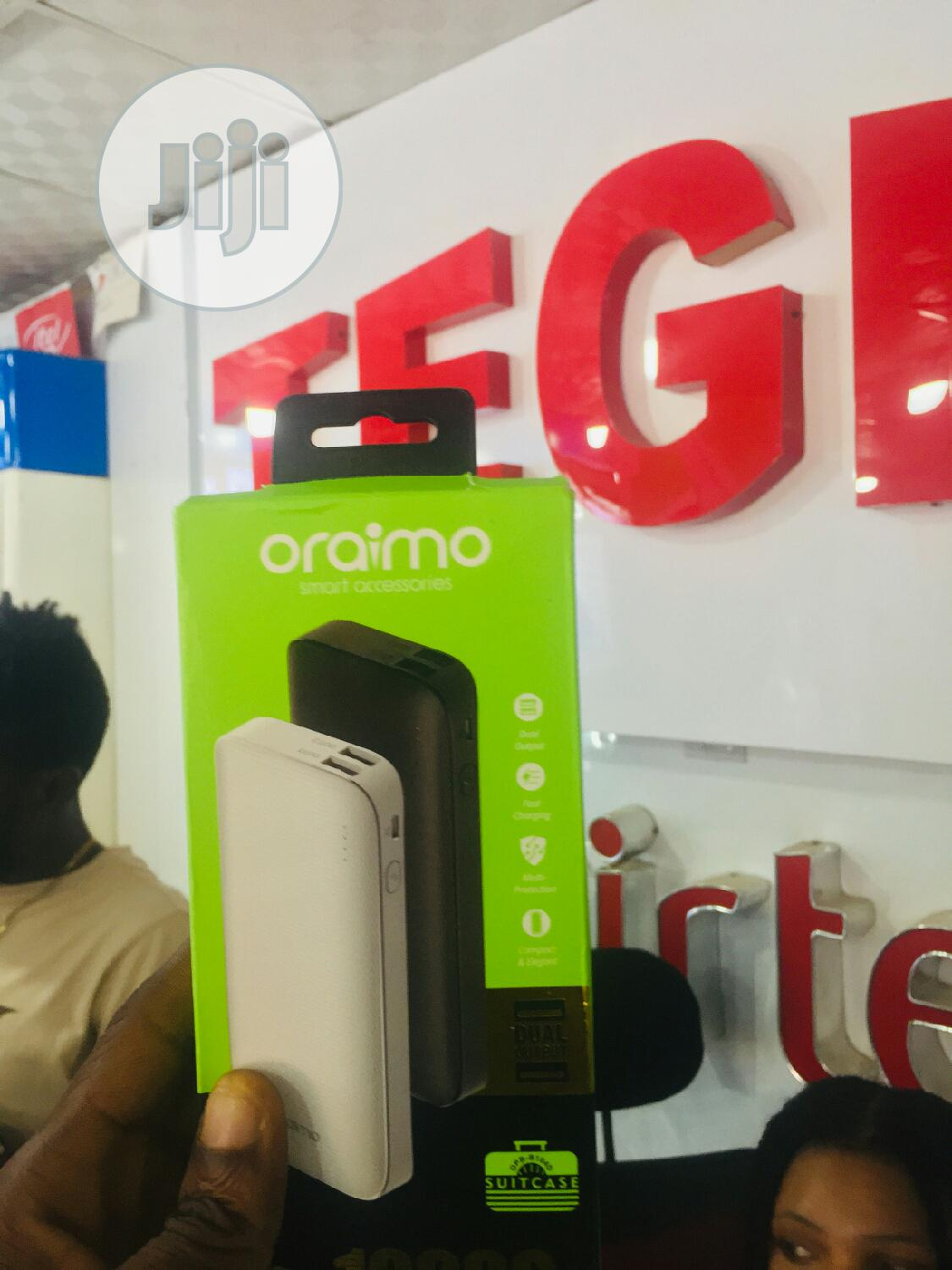 Oraimo Powerbank | Accessories for Mobile Phones & Tablets for sale in Alimosho, Lagos State, Nigeria