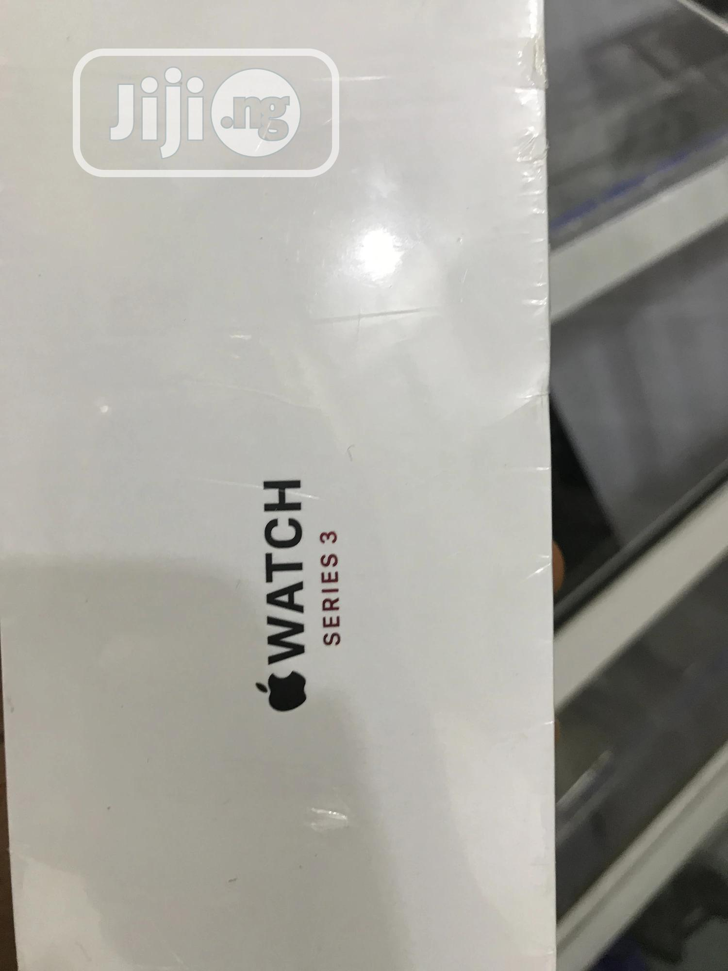 Iwatch Series3 42mm Gps +Cellular