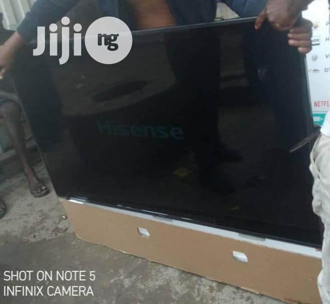 Brand New Hisense(65inchesb7100)4K Smart Wi-Fi Internet TV | TV & DVD Equipment for sale in Ojo, Lagos State, Nigeria