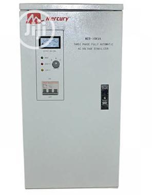 Mercury 20KVA AVR,1 Phase, Servo Type. | Electrical Equipment for sale in Lagos State, Ikeja