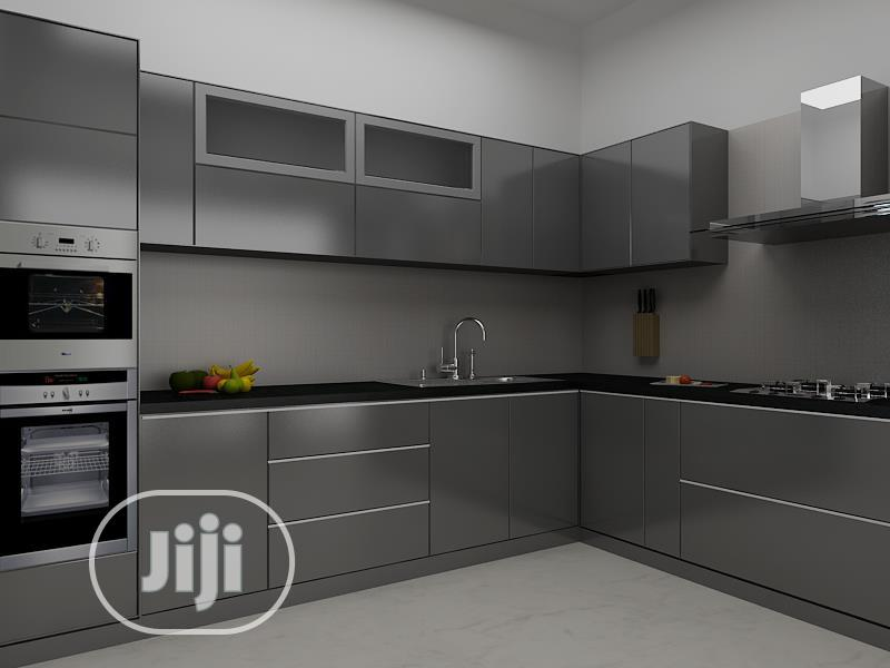 Archive: Exotically Finished 4 Bedroom Terrace Duplex With BQ
