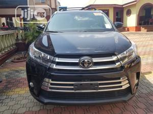 Toyota Highlander 2017 Black   Cars for sale in Lagos State, Victoria Island