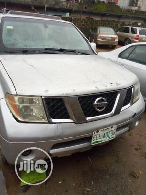 Nissan Pathfinder 2005 Silver | Cars for sale in Lagos State, Ikorodu