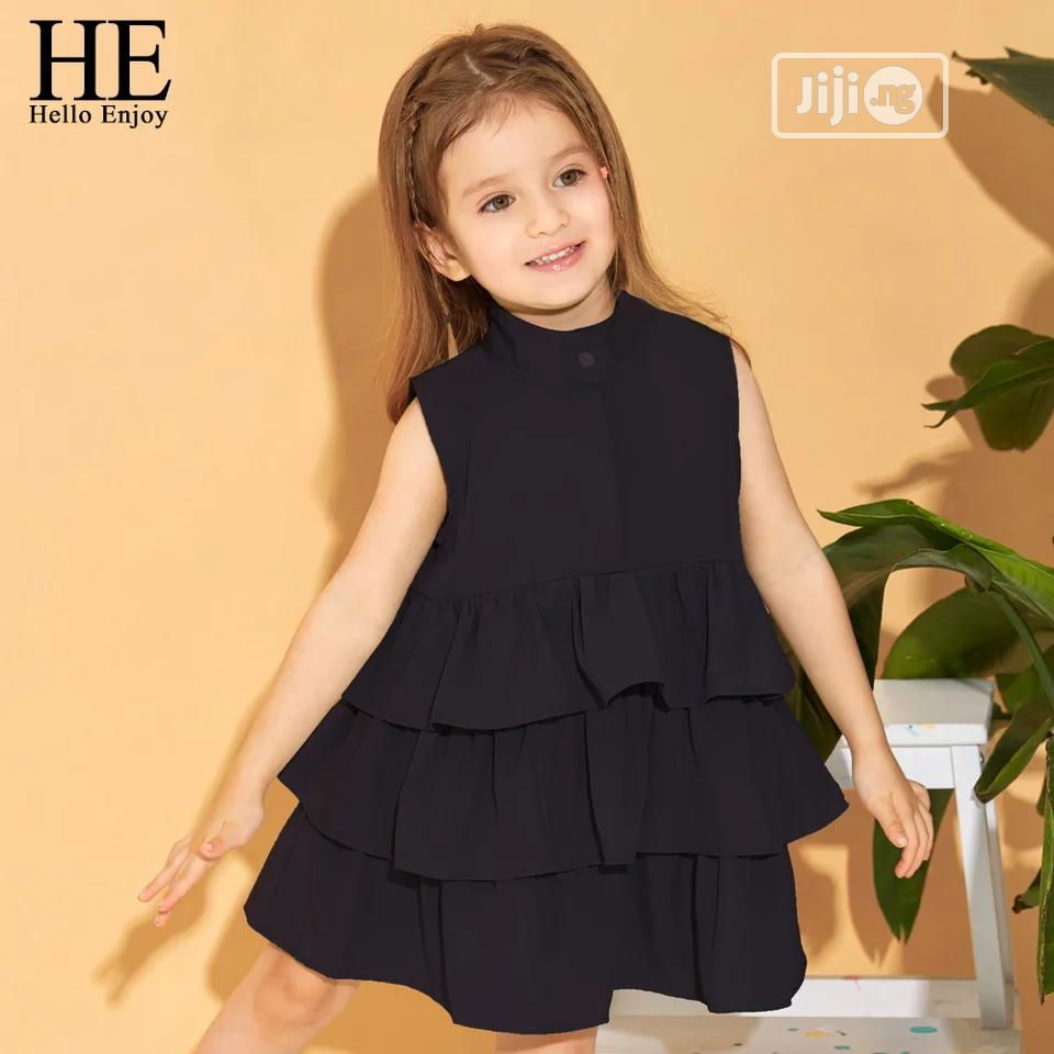 Girls Beautiful Gown Clothing Set