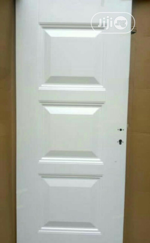 White Turkey Panel 3ft Door
