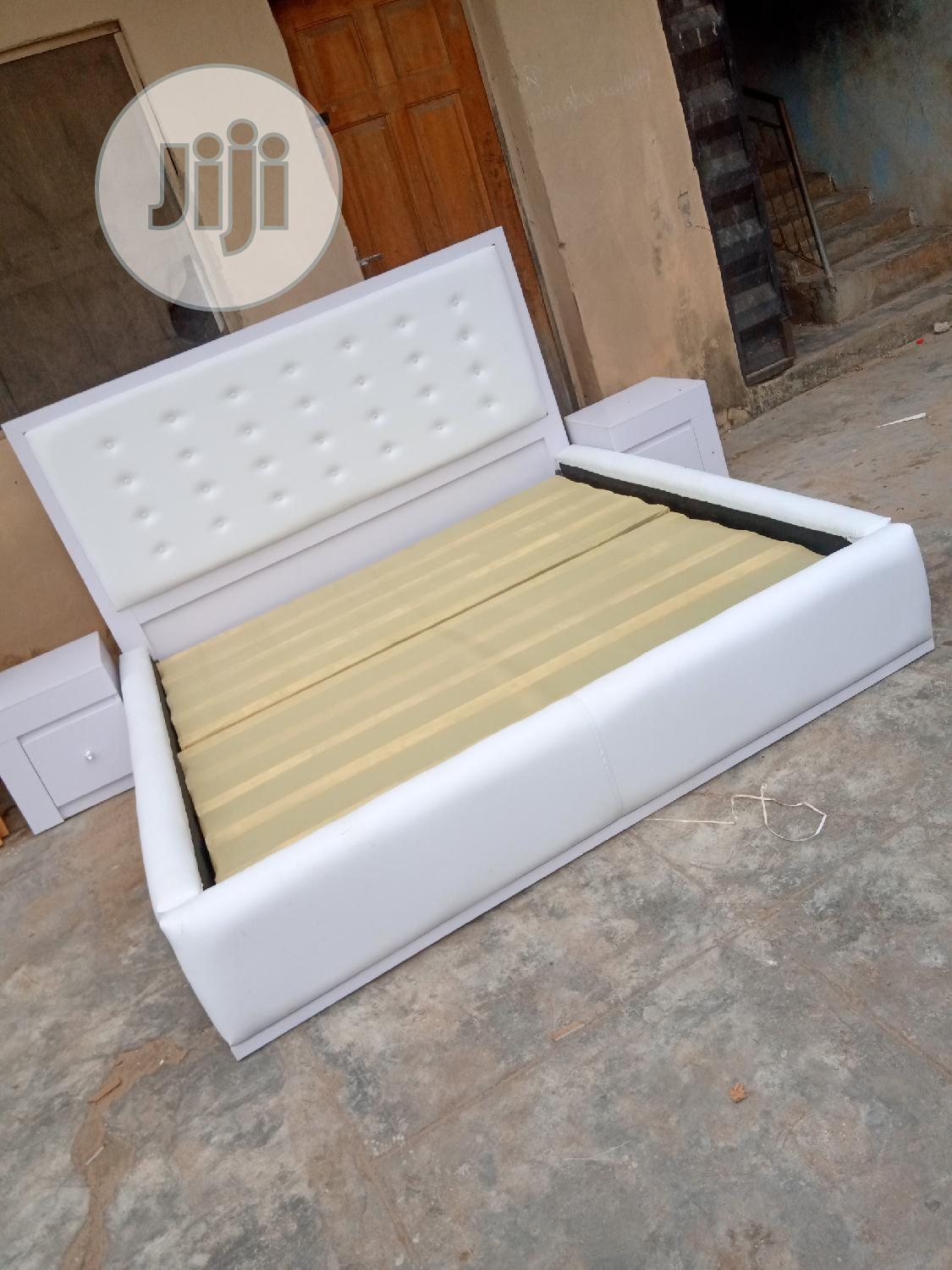 6by6 Bed Frame | Furniture for sale in Ikeja, Lagos State, Nigeria