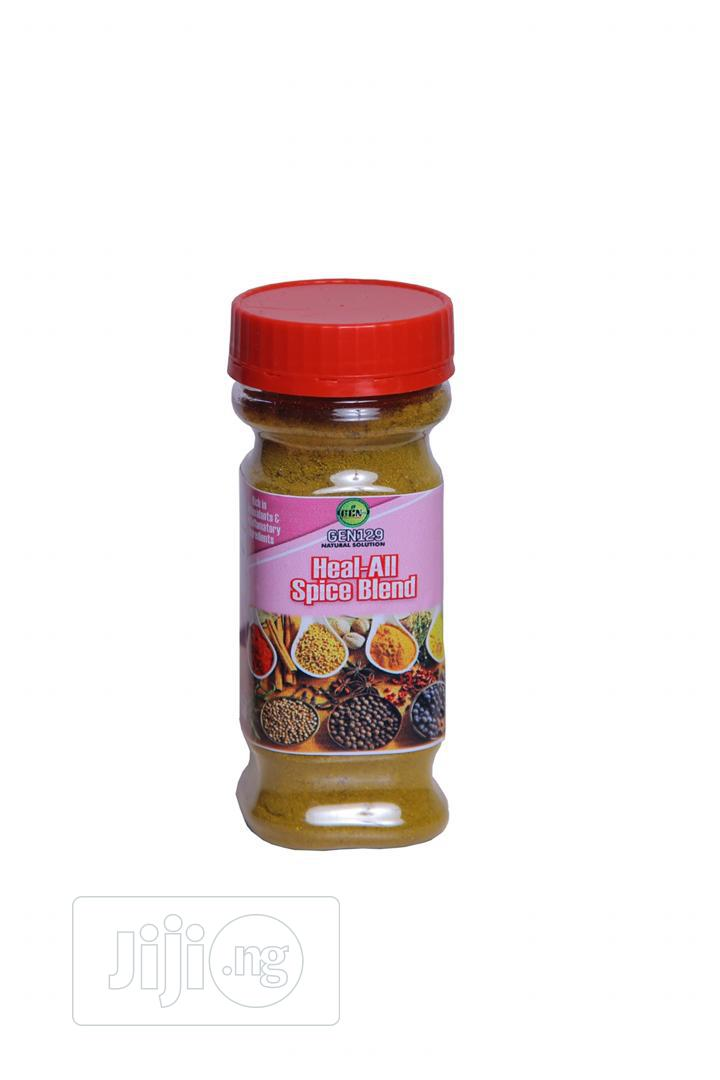Natural Food Seasoner - 18+ Healing Spices