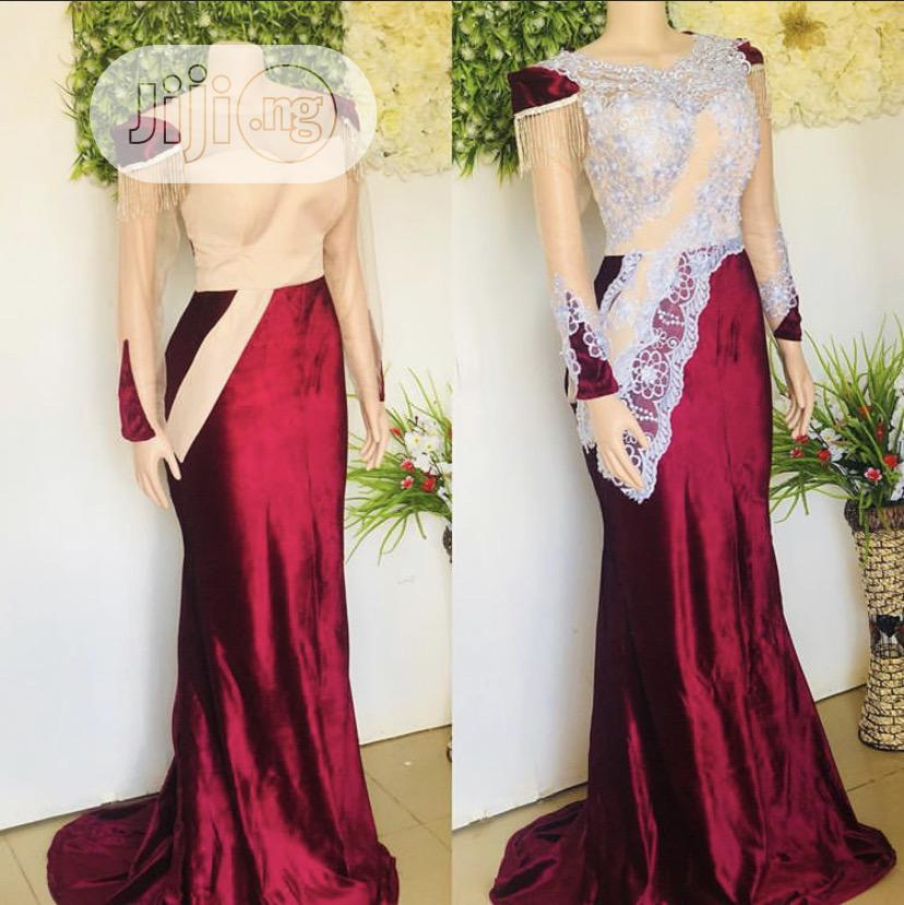Gorgeous Gown Available for Sale
