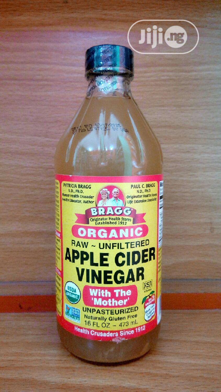 Bragg Organic Apple Cider Vinegar 473ML (16FL OZ)