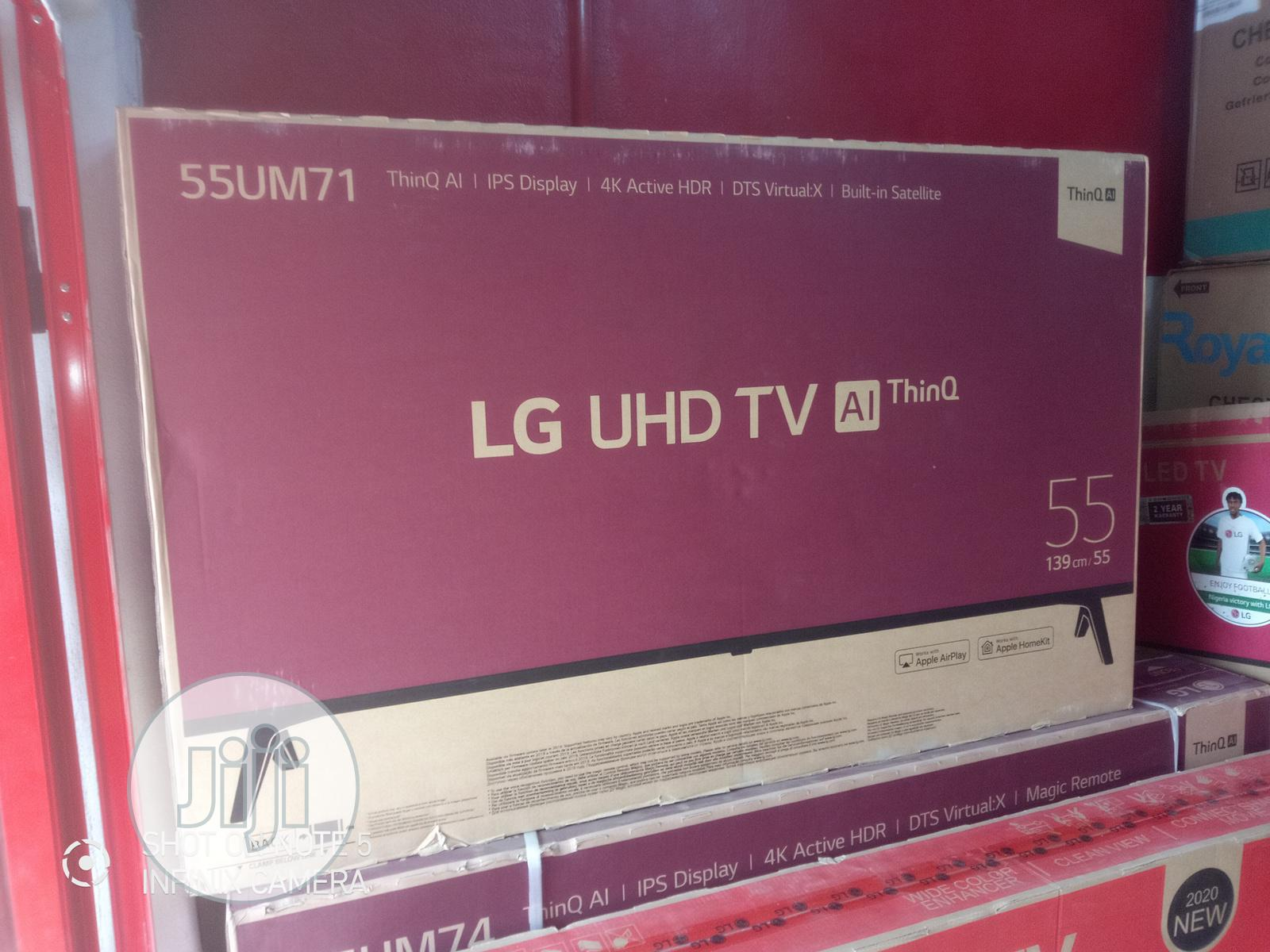 "New Direct LG Korea 55"" UHD Smart 4K+Satellite Magic Remote"