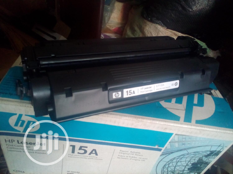 Archive: HP Laserjet 15A C7115A Printer Cartridge