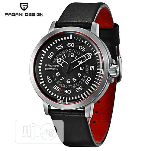 Pagani Design Quality Wrist Watch | Watches for sale in Ikeja, Lagos State, Nigeria