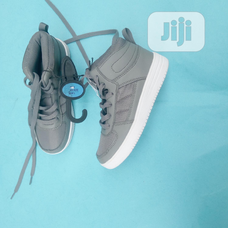 Archive: Hi Top Boy Sneakers